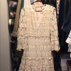 Alexis Embroidered Dress
